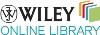 WileyOnline library logo