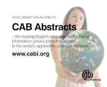 CAB Abstracts logo