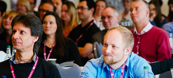 EBVM conference group audience