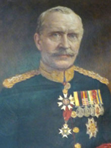 Portrait of Major General Sir Frederick Smith KCMG CB FRCVS
