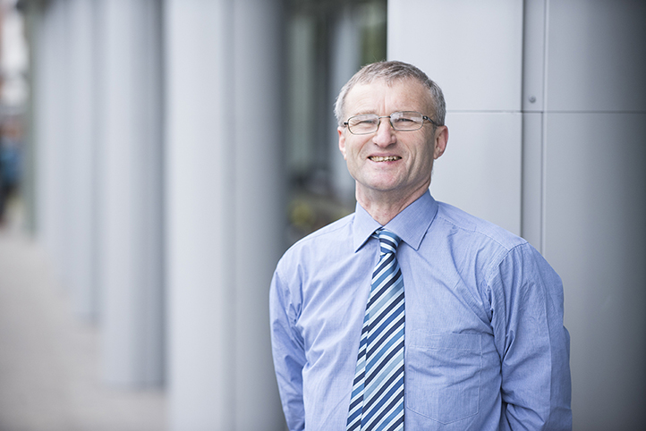 Professor Peter Cockroft