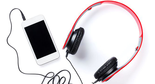 mobile device headset