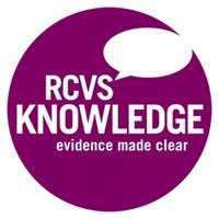 RCVS Knowledge logo