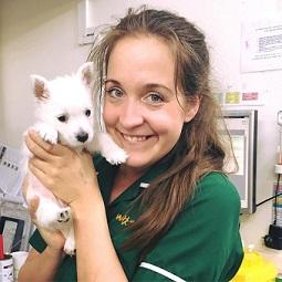 Image of Lou the Vet Nurse