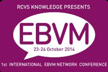 EBVM conference logo