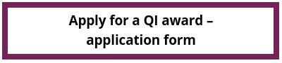 Apply for a QI award