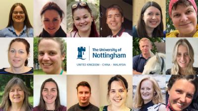 Nottingham University Team Photo