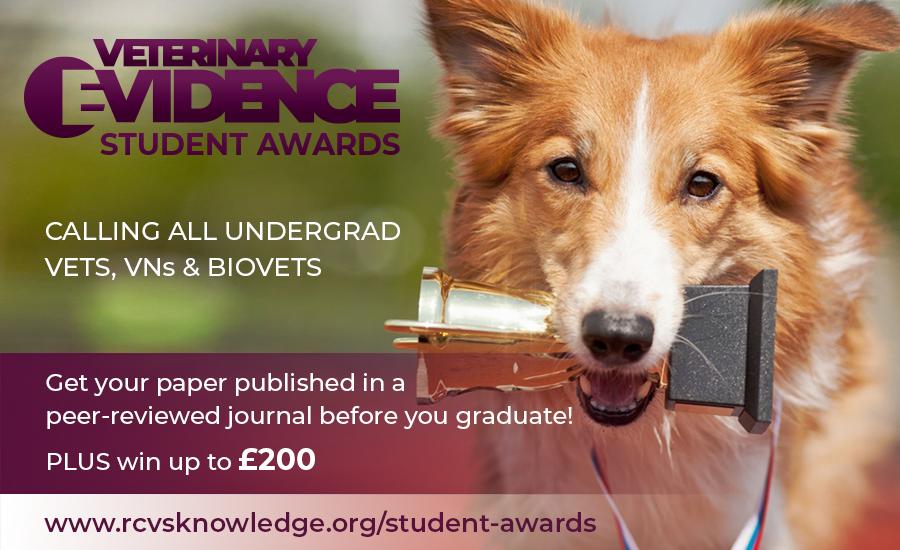 Veterinary Evidence Student Awards