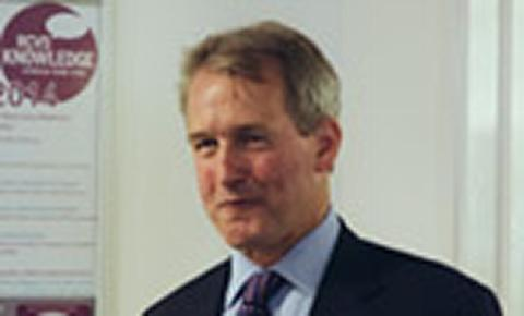 Owen Paterson (Secretary of State for Environment, Food and Rural Affairs) at RCVS Knowledge launch