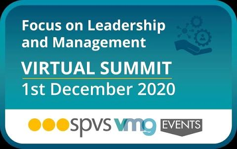 Focus on Leadership and Management Virtual Summit logo